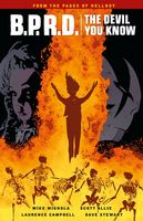 BPRD: The Devil You Know Volume 1: Messiah - TPB/Graphic Novel